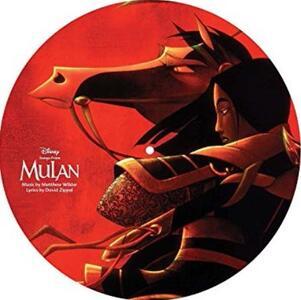 Songs for Mulan (Colonna Sonora) - Vinile LP