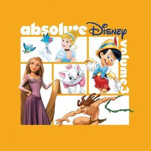 CD Absolute Disney vol.3