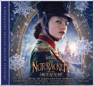 The Nutcracker and the Four Realms (Colonna Sonora) - CD Audio