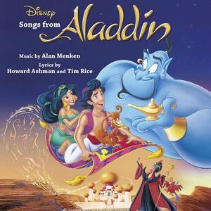 Aladdin (Colonna Sonora) - Vinile LP