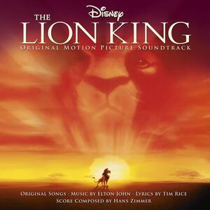 The Lion King (Colonna Sonora) - Vinile LP