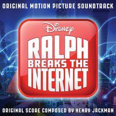 CD Ralph Breaks the Internet (Colonna Sonora)