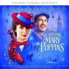 CD Il ritorno di Mary Poppins (Colonna Sonora)