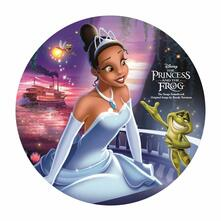 The Princess and the Frog (Colonna sonora) (Picture Disc) - Vinile LP