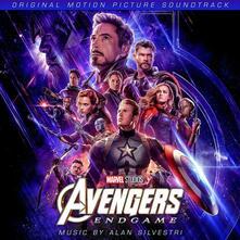Avengers. Endgame (Picture Disc) (Colonna sonora) - Vinile LP
