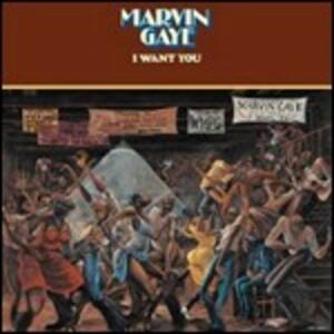 I Want You - Vinile LP di Marvin Gaye