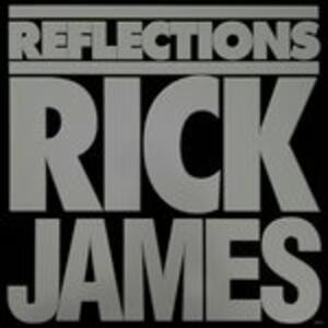 Reflections - Vinile LP di Rick James