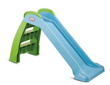 Little Tikes First Slide Blu, Verde scivolo