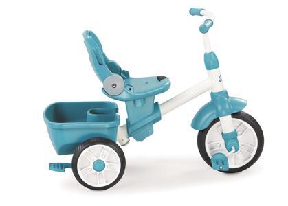 Little Tikes 9038695. Passeggino E Triciclo 4In1