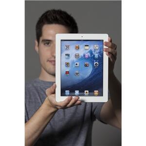 Pellicola protettiva Privacy 3M Clear per iPad