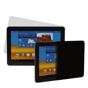 Pellicola protettiva Privacy 3M per Samsung Galaxy Tab 8.9 per uso in orizzontale
