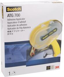 3M Post-it. Dispenser Atg Con Impugnatura In Plastica Per Nastri Lungo Metraggio
