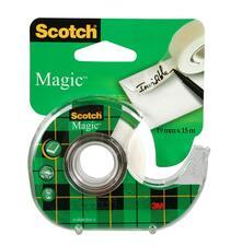 3M Post-it. Maxi Chiocciola Ricaricabile Di Nastro Adesivo Scotch Magic 810