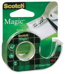 Nastro adesivo 3M Scotch magic 810 con chiocciola -19x7,5