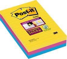 Foglietti Post-it Super Sticky colori Rio de Janeiro