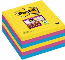 Foglietti Post-it Super Sticky colori Ultra