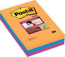 Foglietti Post-it Super Sticky colori Bangkok
