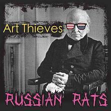 Russian Rats (Coloured Vinyl) - Vinile LP di Art Thieves