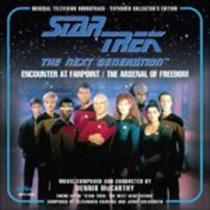 Star Trek. The Next.. (Colonna Sonora) - CD Audio