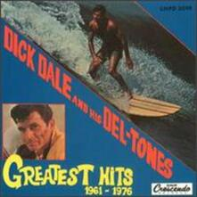 And Del Tones Greatest Hits - Vinile LP di Dick Dale