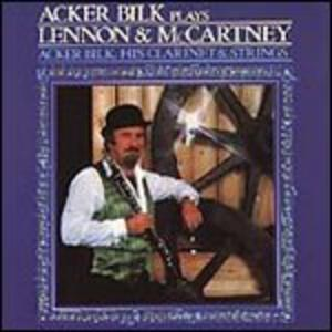 Plays Lennon & Mccartney - Vinile LP di Acker Bilk