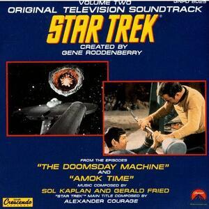 Star Trek vol.2 (Colonna Sonora) - CD Audio