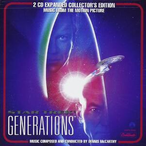 Star Trek Generations (Colonna Sonora) - CD Audio