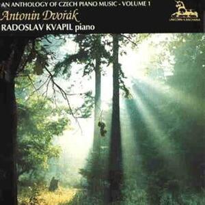 Tema con variazioni op.36 B 65 in La - CD Audio di Antonin Dvorak,Radoslav Kvapil