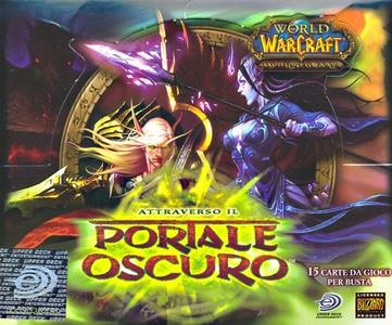 Giocattolo WOW Buste Attraverso Portale Oscuro 24pz Upper Deck 0