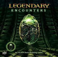 Legendary Encounters. Alien