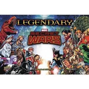 Legendary. Marvel. Secret Wars Volume 2
