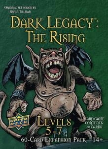 Dark Legacy. The Rising. Levels 5-7