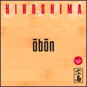 Obon - CD Audio di Hiroshima