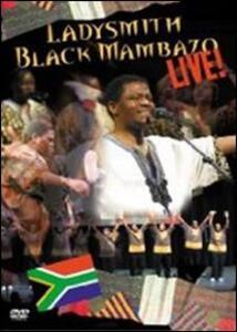 Ladysmith Black Mambazo. Live! - DVD