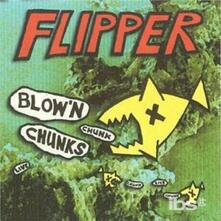 Blow'n'Chunks Live - Vinile LP di Flipper