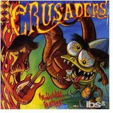 Middle Age Rampage - Vinile 10'' di Crusaders