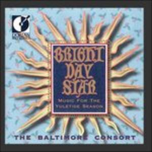 Bright Day Star - CD Audio