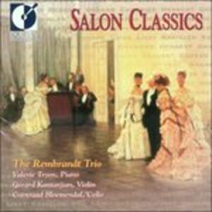 Salon Classics - CD Audio