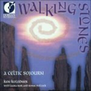 Walking Stones. a Celtic Sojourn - CD Audio