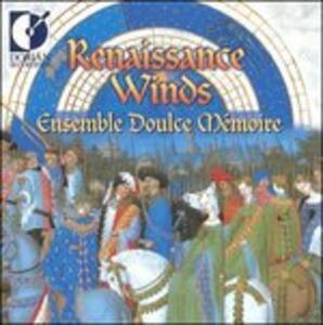 Renaissance Winds - CD Audio