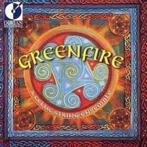 Greenfire, a Celtic String Ensemble - CD Audio