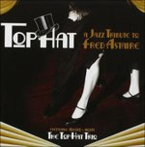 A Jazz Tribute to Fred Astaire - CD Audio