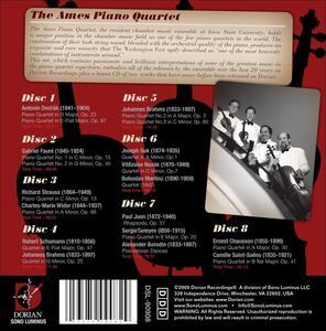 Complete Recordings - CD Audio di Ames Piano Quartet