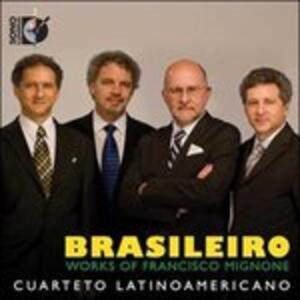 Brasileiro - CD Audio di Francisco Mignone