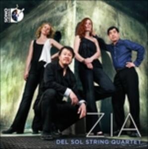 Zia - Del Sol String Quartet - CD Audio