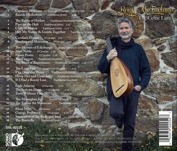 The Celtic Lute - CD Audio di Ronn McFarlane - 2