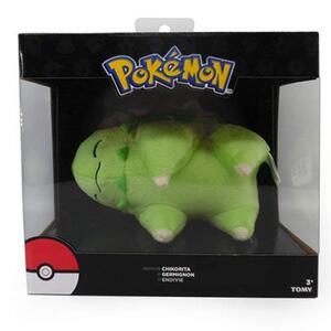 Pokemon. Sleeping Chikorita Legacy Plush /Toys - 2