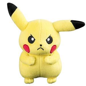 Pokemon: Angry Pikachu 8 Inch Plush