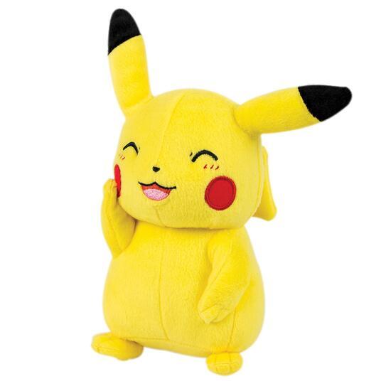 Pokemon: Smiling Pikachu 8 Inch Plush - 2