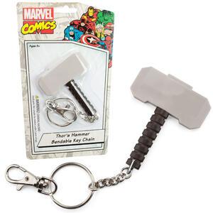 Portachiavi Gomma Marvel - Martello Thor